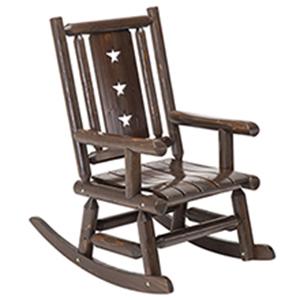 Amazon.com: Mesa auxiliar de madera rústica para exteriores ...