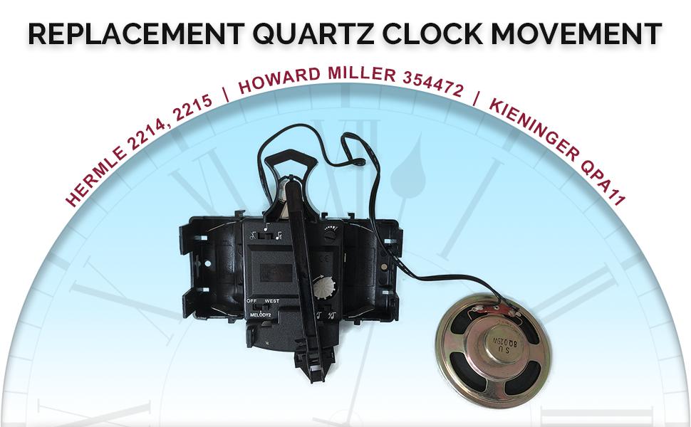 Long Hand Quartz Clock Movement Mechanism DIY Kit Battery Powered Hand Tool JT