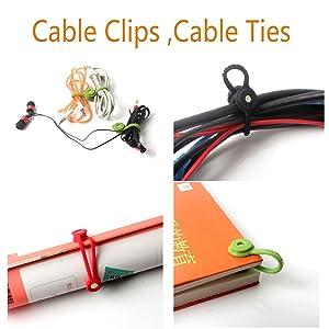 Amazon.com: Paquete de 4 lazos de torcedura magnético para ...