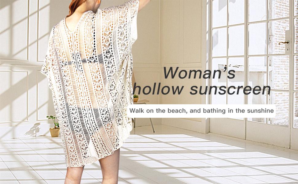2bf6226d3ef Don t miss out JOSIFER Women s Summer Swimsuit Bikini Beach Swimwear Crohet  Cover up !