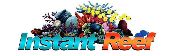 Instant Reef Aquarium Decorations, Fish Tank Decor, Artificial Coral Reef Inserts
