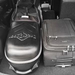 Enforcer Golf Travel Bag