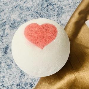 romance bath bombs