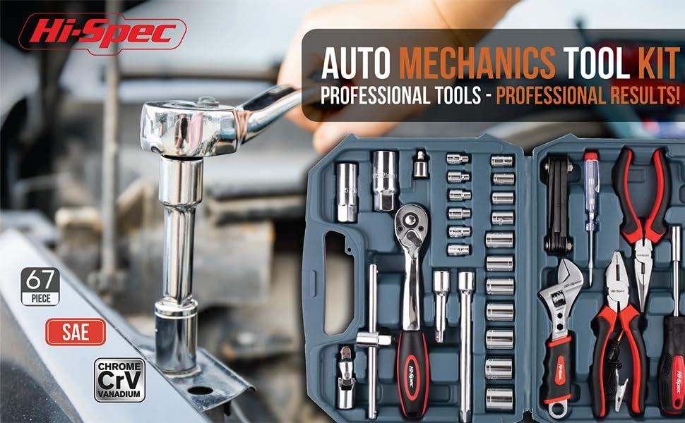 SAE Mechanics