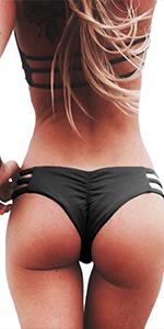 hollow out bikini