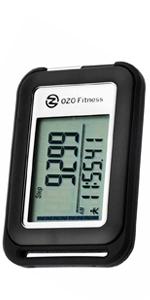 SC3D Digital Pedometer