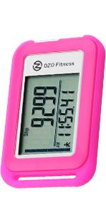 SC3D Digital Pedometer Pink