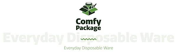 comfy package disposable ware products