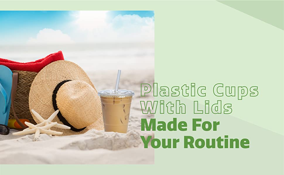 iced coffee smoothie cup beach plastic cups with lids comfy package cups and lids disposable