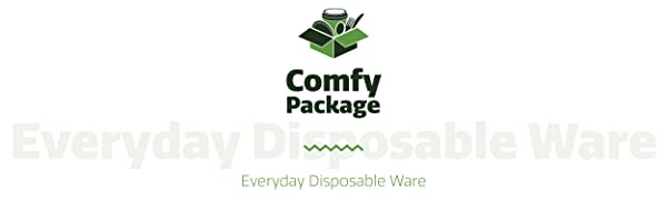 Everyday Disposable ware plastic