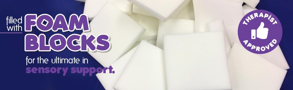 foam blocks therapist approved