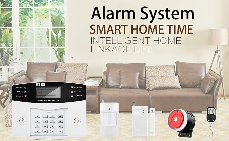 Amazon.com: Thustar sistema de seguridad profesional ...
