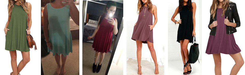 summer dresses with pocket