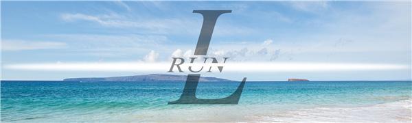 L-RUN logo