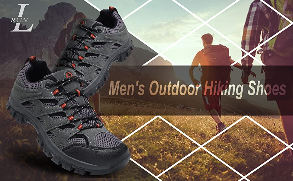 Men's Outdoor Hiking Shoes