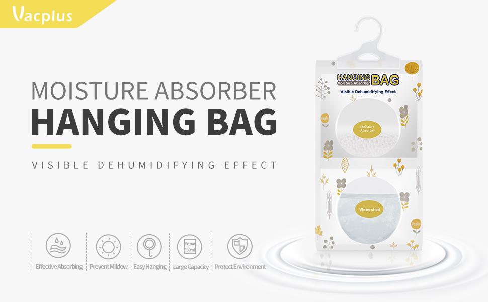 Amazon.com: Vacplus - Paquete de 5 unidades para absorber la ...