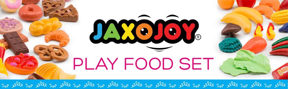 food toys kids play food