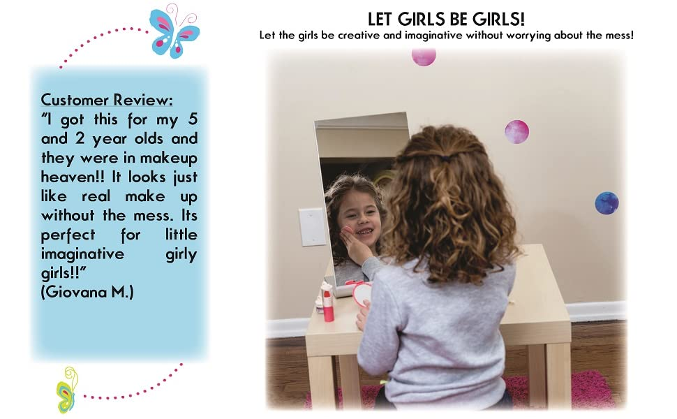 kids makeup pretend play toys for girls