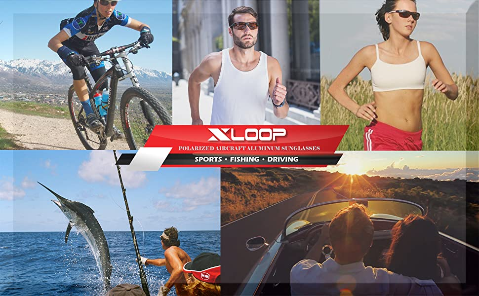 Sunglasses For Men and Women meet your best performance in fishing, running, jogging, biking driving