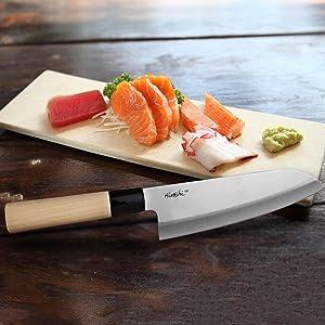 Hiroshi Knives (6.5