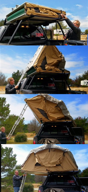 how to open a roof top tent_tuff Stuff Overland