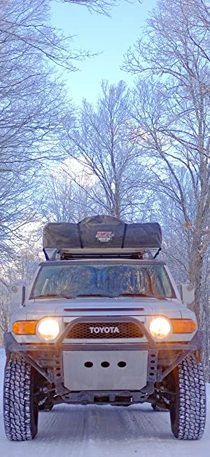 Tuff Stuff, Ranger, Rooftop tent, Overland, RTT
