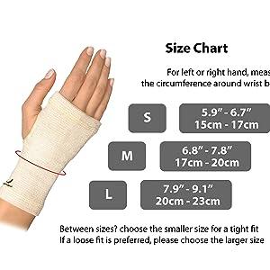 66c95ad5ca Amazon.com: UPTOFIT Copper Wrist Sleeve Support Carpal Tunnel ...