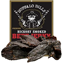 Buffalo Bills Premium Hickory Smoked Beef Jerky (3oz pack)