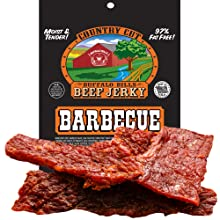 Buffalo Bills Country Cut Barbecue Beef Jerky (1.5oz pack)