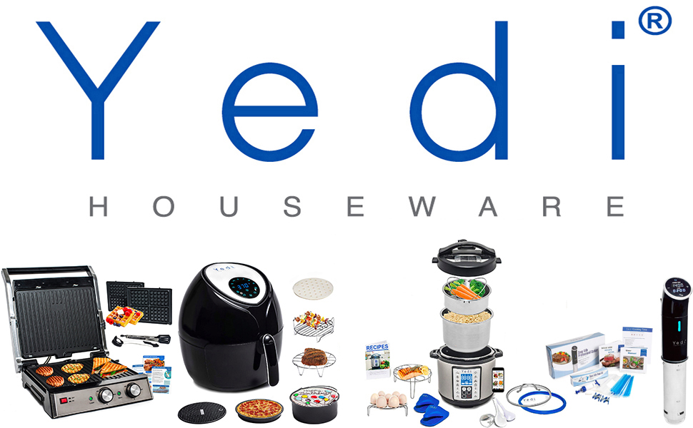 Amazon.com: Yedi Houseware 9 in 1 Total Package Instant