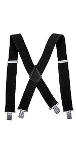 wide suspenders for men