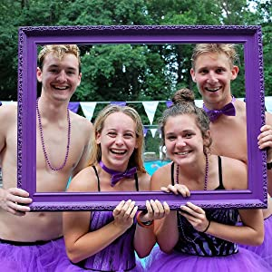 purple bowtie for men