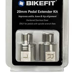 b4246f0ae7a4 Amazon.com   BikeFit 1.5mm Pedal Washer 25 Pack   Sports   Outdoors