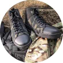 06aef0f7707 Altama OTB Maritime Assault Fin Friendly Low Cut Operators Boots