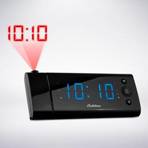 Amazon Com Electrohome Usb Charging Alarm Clock Radio