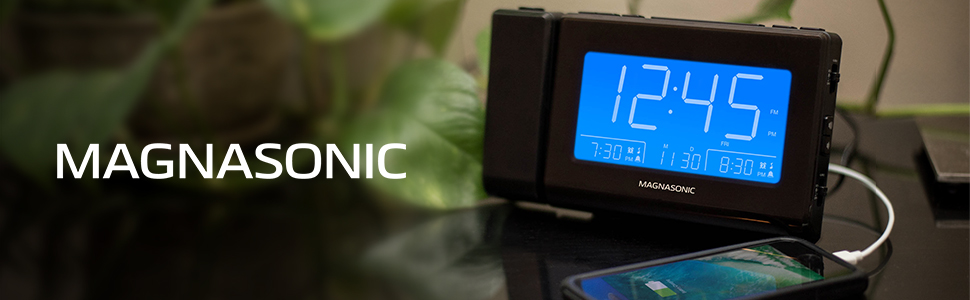 Alarm Clocks & Clock Radios Home, Furniture & DIY