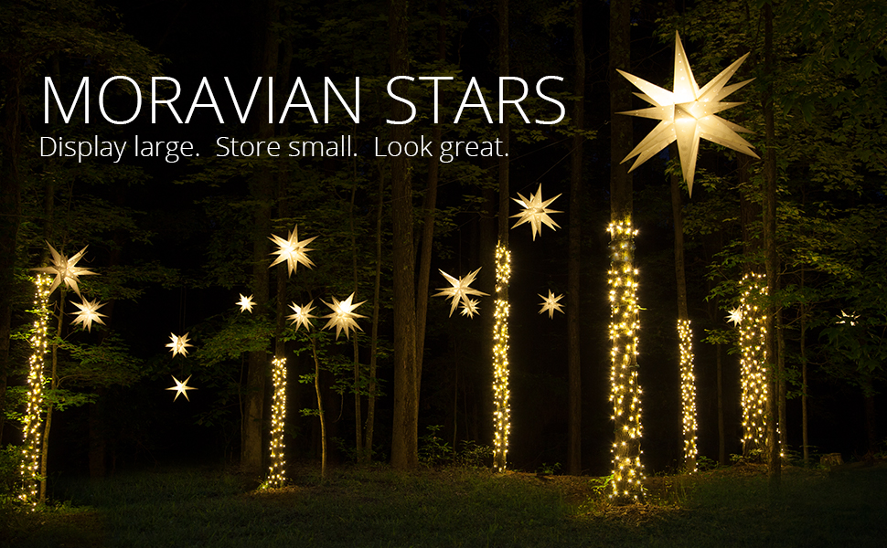 led moravian star lights - Amazon.com: 14