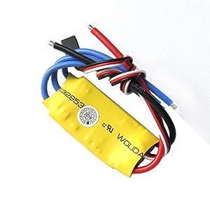 Amazon.com: Hobbypower 30a Brushless Speed Controller Esc ...
