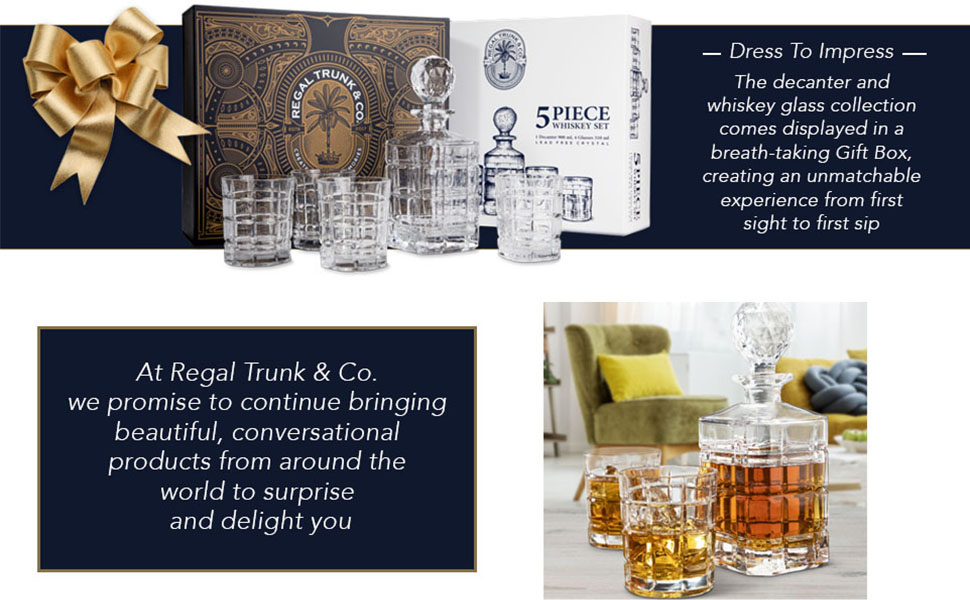 Ideal whiskey drinking gift sets elegant packaging, perfect for groomsmen, weddings, Father's Day