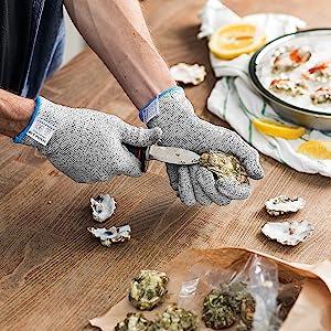 oyster shucking gloves shuck gloves oyster gloves
