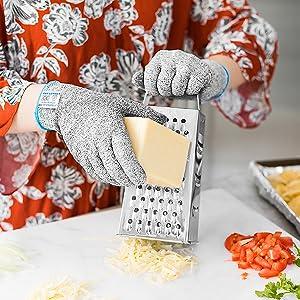 cheese grater gloves grater gloves grader gloves cut resistant gloves kitchen