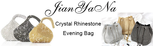 Clutch purses for women evening bag rhinestone small handbags for lady girl bride at party