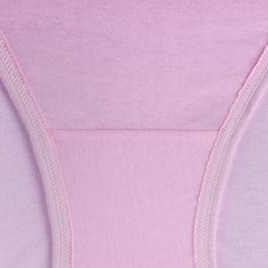 30ad33f5f Wingslove 3 Pack Women s Comfort Soft Cotton Plus Size Underwear High-Cut  Brief Panty