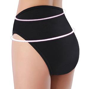 db008bd875e Wingslove 3 Pack Women s Comfort Soft Cotton Plus Size Underwear ...