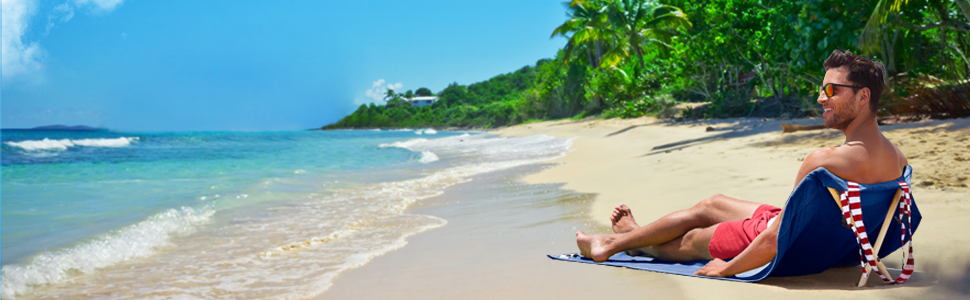 Sun Seat Beach towel