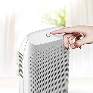 Electric Dehumidifier, Portable Room Dehumidifier, Moisture Absorber - easeable.com