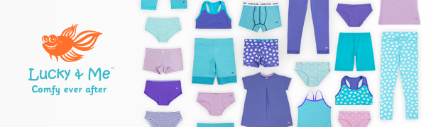 Lucky and Me Kids Underwear and Clothing