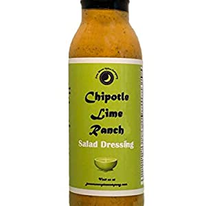 Chipotle Key Lime Ranch Salad Dressing