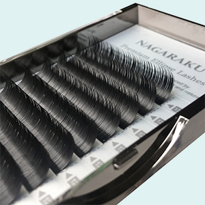 cb8737c0da5 hollow on bottom eyelash can contains glue to make sure more stable  combination; split tips ...