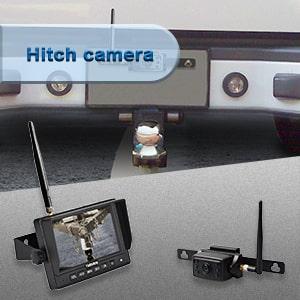 Hitch camera